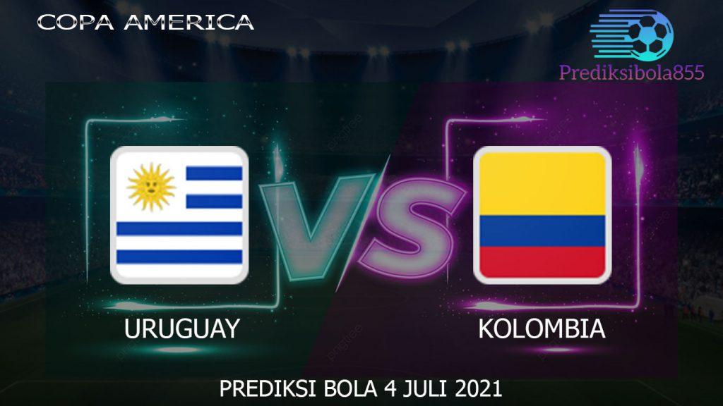Copa America, Uruguay Vs Kolombia. Prediksibola855.net