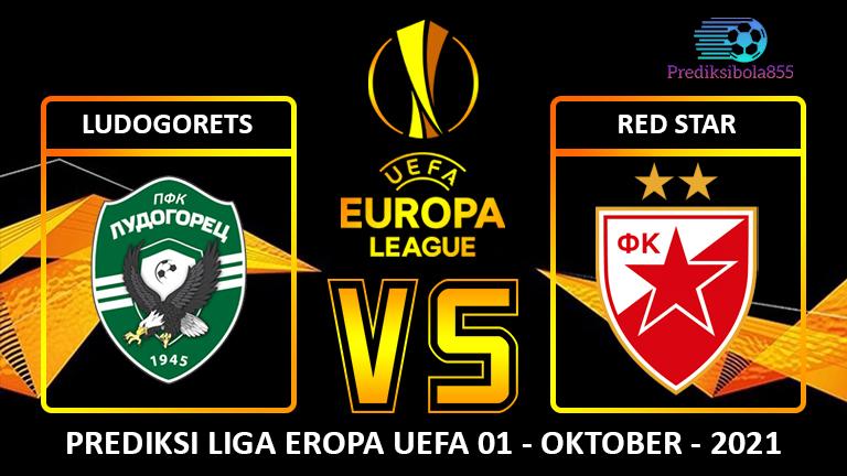 Liga Eropa UEFA - Ludogorets Vs Red Star. Prediksibola855.net