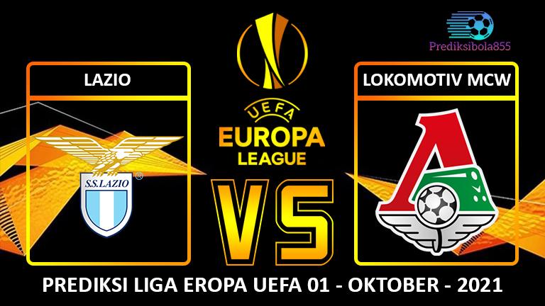 Liga Eropa UEFA - Lazio Vs Lokomotiv Moscow. Prediksibola855.net