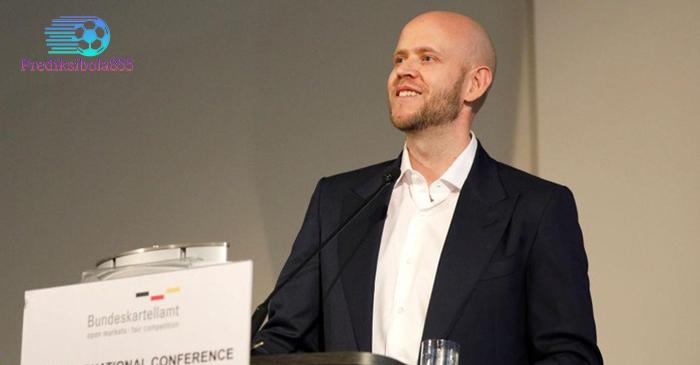 Daniel Ek, pemilik Spotify yang juga suporter Arsenal. Prediksibola855.net